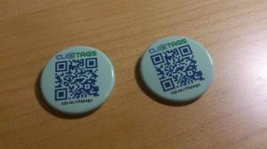 QR Code Badges